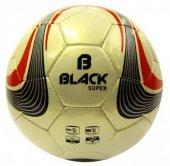 Black Süper Futbol Topu 4 5 Numara