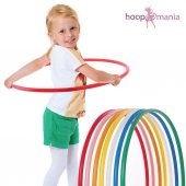 Hulahop Çember 5li Paket 60 Cm Hula Hoop