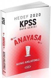 Data Yayınları Kpss Anayasa Konu Anlatımlı