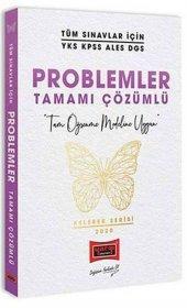 Yargı Yayınları Tüm Sınavlar İçin Tamamı Çözümlü Problemler