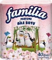 Familia Parfümlü Tuvalet Kağıdı Aile Boyu 40 Rulo