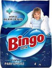 Bingo Matik 4 Kg Parfümsüz
