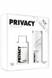 Privacy Edt 100 Ml + Deo Kadın Addiction 150 Ml