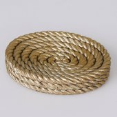 Selim Rope Polyester Katı Sabunluk Altın
