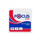 Focus Ultra 1 8 Özel Katlama Peçete 33x33 Cm 50li 24 Paket 1200lü