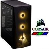 Corsair Carbide Spec Delta Rgb 550w 80+ Mid Tower