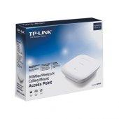 Tp Link Eap110 Wi Fi 300mbps Tavan Tipi Access P.