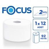 Focus Optımum Mını Jumbo Tuvalet Kağıdı 12x92 Metre