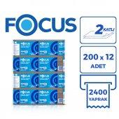 Focus Extra Z Katlı Havlu 12x200 Yaprak