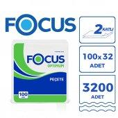 Focus Optımum Peçete 32x100 Yaprak