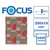 Focus Ultra Dispenser Peçete 18x250 Yaprak