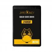 "James Donkey JD240 240GB 3D Nand 2.5"" 560MB-500MB/sn SSD Disk - 3 Yıl Birebir Değişim Garantisi"
