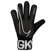 Nike Gs3882 010 Gk Match Kaleci Eldiveni Siyah