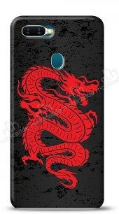 Oppo Ax7 Dragon Kılıf