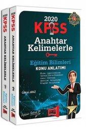 Yargı Yayınları 2020 KPSS Eğitim Bilimleri Anahtar Kelimelerle Ko
