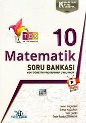 Yayın Denizi 10. Sınıf Matematik Soru Bankası Tek Serisi Video Çö