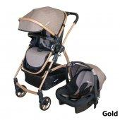 Baby Care Bc40 Astra Trio Travel Sistem Bebek Arabası