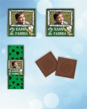 Kişiye Özel Bam Bam Temalı Madlen Çikolata