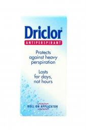 Driclor Solution Roll On 20 Ml Antiperspirant