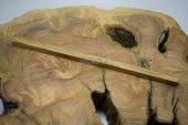 Zeytin Ağacı Tesbihlik Çıta 10x10x260mm