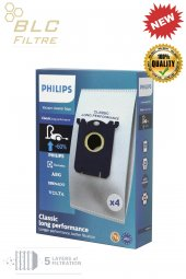 Philips FC 8915 HomeHero Orijinal Kutulu Toz Torbası
