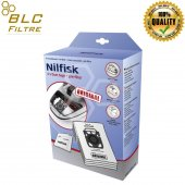Nilfisk Elite Extreme 107407940 4lü Toz Torbası