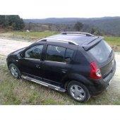 Dacia Sandero Tavan Çıtası