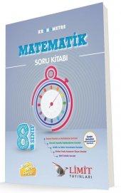 Limit Yayınları 8. Sınıf Kronometre Matematik Soru Bankası