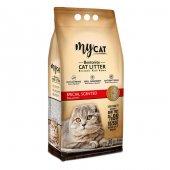 Mycat 10 L Bentonit Kedi Kumu, Özel Parfüm, İnce Tane
