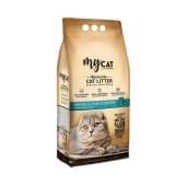 Mycat 5 L Bentonit Kedi Kumu, Marsilya S. Kokulu, İnce Tane