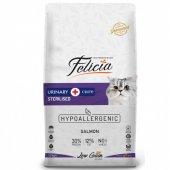 Felicia Az Tahıllı 12 Kg Somonlu Hypoallergenic Kısırlaştırılmış Kedi Maması