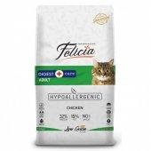 Felicia Az Tahıllı 12 Kg Yetişkin Tavukluhypoallergenic Kedi Maması