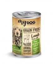 Mydog Tahılsız Kuzu Etli Köpek Konservesi, 415 Gr