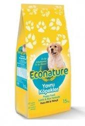 Econature Kuzulu Yavru Köpek Maması, 15kg