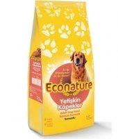 Econature Somonlu Yetişkin Köpek Maması, 15 Kg