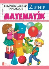2. Sınıf Etkinlik Çalışma Yaprakları Matematik Ata Yayıncılık 2019