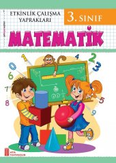 3. Sınıf Etkinlik Çalışma Yaprakları Matematik Ata Yayıncılık 2019