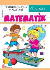 4. Sınıf Etkinlik Çalışma Yaprakları Matematik Ata Yayıncılık 2019