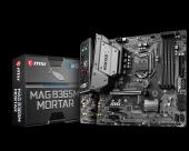 MSI MAG B365M MORTAR SOKET 1151 DDR4 2666 HDMI M.2 USB3.1 COM+LPT