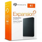 4TB SEAGATE 2.5 USB3.0 STEA4000400 EXPANSION PORTABLE BLACK