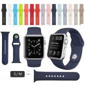 Apple Watch 1 2 3 4 Uyum 42 Mm Kayış Kordon Akıllı Saat