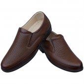 Taba Ortopedik Diyabetik Klasik Erkek Ayakkabı