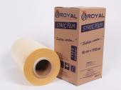 Royal Streç Film 8 Mic. 30 Cm * 1500 Mt Gıda Streç Film (Pe)