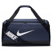 Nike Nk Brsla M Duff Unisex Spor Çantası Ba5334...