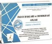 Pelikan Yayınları İnsan Hakları ve Demokrasi Atlası Tablolar ve Örneklerle