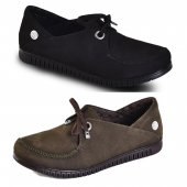 Mammamia 960 Casual Bayan Günlük Deri Ayakkabısı
