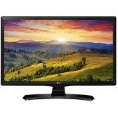 LG 24MN49HM-PZ 24inc HD LED MONİTÖR TV
