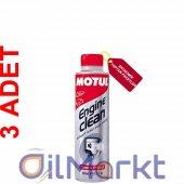 Motul Engine Clean 300 Ml Motor İç Sistem Temizley...
