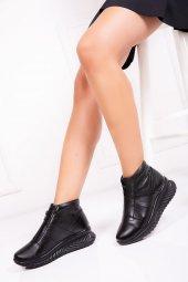 Tarçın Hakiki Deri Günlük Kadın Spor Ayakkabı Trc115 63163
