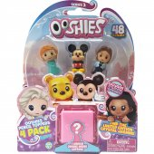 Ooshies Disney 4' Lü Paket Figür Oyuncak